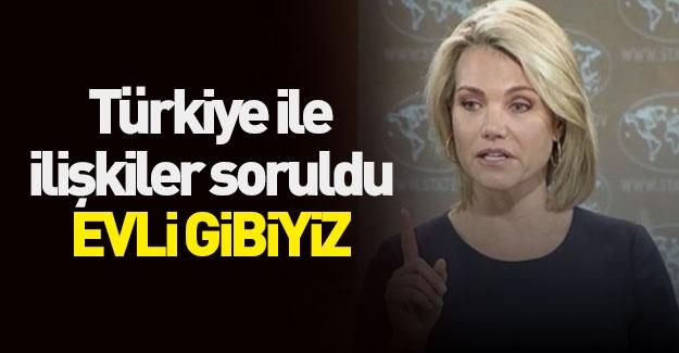 ABD'ye Türkiye soruldu!