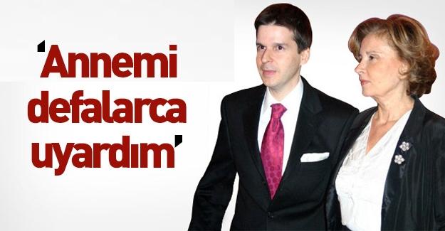 Mehmet Ali Ilıcak içini döktü