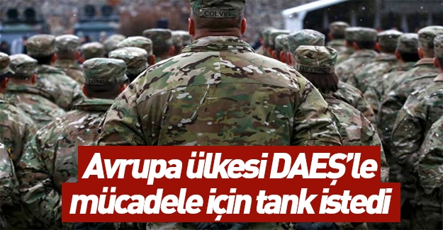 "Avrupa ülkesi dertli: ""Akıl verme tank ver"""