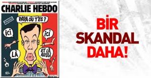 Charlie Hebdo'dan bir skandal karikatür daha!