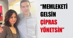 """Aslı Aydıntaşbaş'tan skandal ifadeler: """"Ülkeyi gelsin Çipras yönetsin"""""""