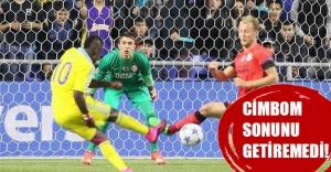 Galatasaray Kazakistan'da iki puan bıraktı!