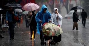 Meteoroloji'den İstanbul Anadolu Yakası için son dakika uyarısı! Çok kuvvetli yağış geliyor...