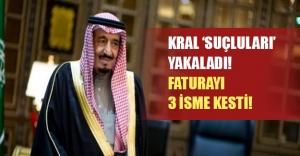 Suudi yönetimi cezayı bakın kime kesti!