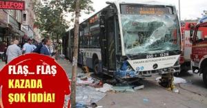 Ankara'daki feci kazada şok iddia! Şoför meğer...