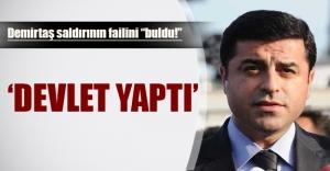 Demirtaş Ankara'daki saldırıdan devleti sorumlu tuttu