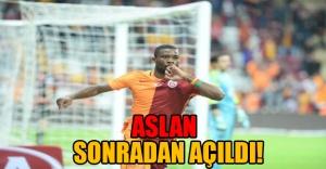 Galatasaray Fener maçı öncesi moral buldu! Gençlerbirliği 4-1 yendi
