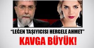 Tuğçe Kazaz'dan Ahmet Hakan'a sert yanıt: Leğen taşıyıcısı hergele Ahmet
