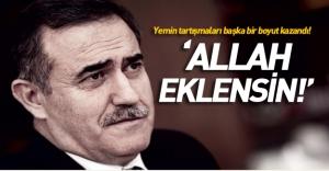 Eski CHP'li Özkes: Yemin metnine Allah eklensin!