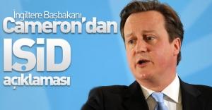 İngiltere Başbakanı Cameron'ndan IŞİD açıklaması!