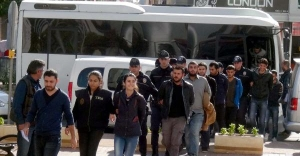 Mersin'de HDP binasında YDG-H operasyonu