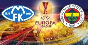 Molde-Fenerbahçe maçının ilk 11'leri belli oldu!