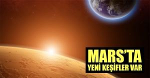 NASA Mars'la ilgili yeni bir keşfe imza attı! İşte o bilim dünyasını şaşırtan gelişme...