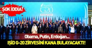 Obama, Putin ve Erdoğan! Paris katliamı keşifcisinin hedefinde G-20 zirvesi vardı!