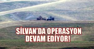 Silvan'dan geniş çaplı operasyon devam ediyor! (11.11.2015)