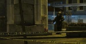 SON DAKİKA: İstanbul Ortaköy'de bomba endişesi!