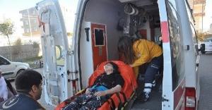 Adıyaman'da sobadan sızan gaz 4 kişiyi hastanelik etti!