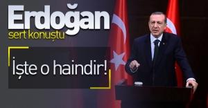 Cumhurbaşkanı Erdoğan, sert konuştu! ''İşte o haindir!