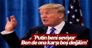 Donald Trump Putin yakınlaşması devam ediyor...