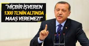 Erdoğan'dan işverenlere 'bereket ekonomisi' uyarısı