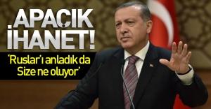 Erdoğan Muhtarlar Buluşmasında Konuştu: Bu Apaçık İhanettir!