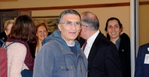Milli gururumuz; Prof. Dr. Aziz Sancar Türkiye'de!