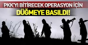PKK'ya karşı büyük süpürme operasyonu başlıyor
