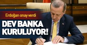 Erdoğan'dan dev projeye onay