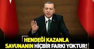 Erdoğan'dan HDP'ye sert mesajlar!