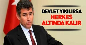 Feyzioğlu'dan Demirtaş'a soğuk duş!