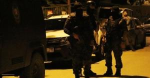 HDP Beyoğlu İlçe Başkanlığı'na şafak baskını