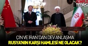 İran ve Çin'den dev işbirliği! Peki Rusya'nın karşı hamlesi ne olacak...
