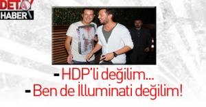 Murat Boz ve Acun Ilıcalı'dan HDP ve İlluminati açıklaması!