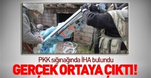 PKK'nın İHA gerçeği ortaya çıktı!
