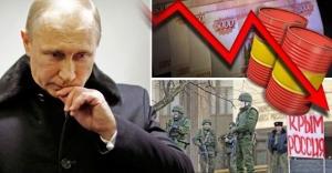 Ruble dolar karşısında tarihi seviyede düştü!