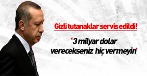 Erdoğan'ın AB yetkilileriyle yaptığı görüşmeler sızdırıldı!