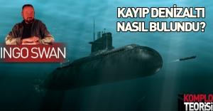 Ingo Swann Rus denizaltını nasıl buldu?