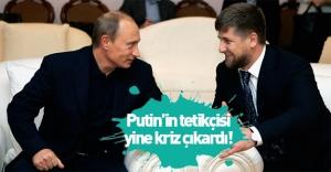 Kadirov yine olay çıkardı!