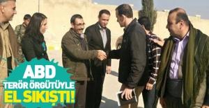 Obama'nın koalisyon elçisi Kobani'de