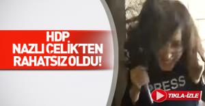 Nazlı Çelik'in Yüksekova görüntüleri HDP'yi rahatsız etti
