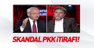 Kılıçdaroğlu'ndan şoke eden PKK itirafı!