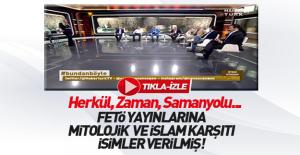 FETÖ yayınlarının deşifresi!