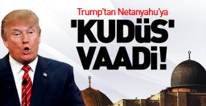 Trump'tan skandal Kudüs açıklaması!