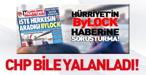 CHP Hürriyet'e konuşan ByLock'çuyu yalanladı