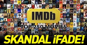 IMDB'den büyük skandal! Bakın Erdoğan'ı ne diye tanıttılar…