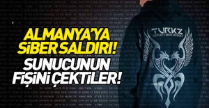 Türk hackerlardan Almanya'ya dev siber operasyon!