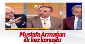 Mustafa Armağan ilk kez açıklama yaptı!