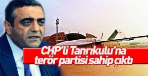 HDP'den Sezgin Tanrıkulu'na destek
