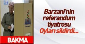 IKBY'de 'şaibeli' referandum