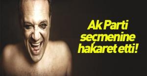 Levent Üzümcü#039;den AK Parti...